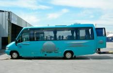 Minibús 19 plazas adaptado