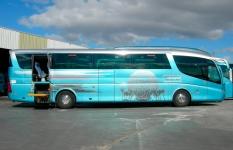 Autocar 39-54 plazas adaptado