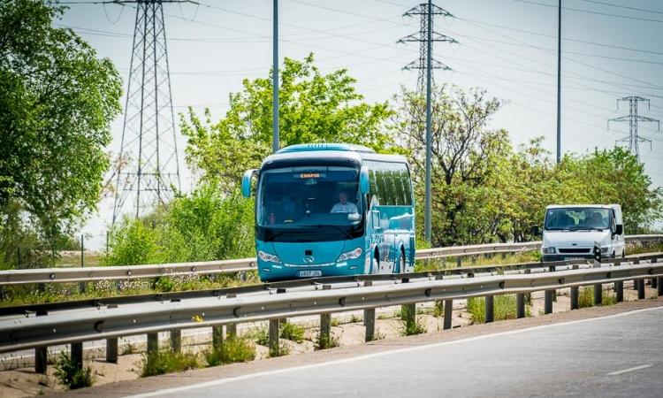 El transporte en autocar español destaca en Europa